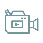 Legal Video Icon