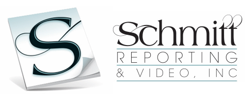 Schmitt Reporting & Video